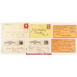 Broadwater County, Montana Covers Collection