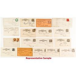Custer County, Montana Cover Collection