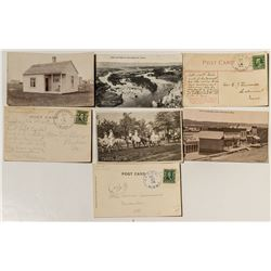 Gallatin County Postal History and Postcard Collection