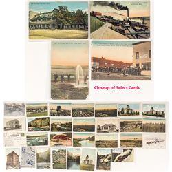 Judith Basin County Postal History and Postcard Collection