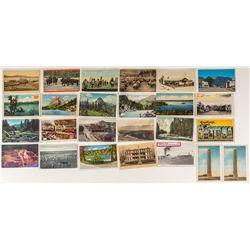 Lake County Postal History / Post Card Collection