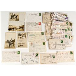 Northwest Montana Postal History / Postcard Collection