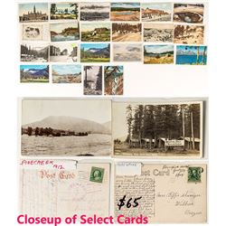 Park County Postal History Postcard Collection