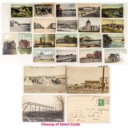 Phillips County Postal History / Postcard Collection