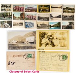 Sanders County Postal History and Postcard Collection