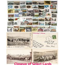 Southwest Montana Postal History and Postcard Collection