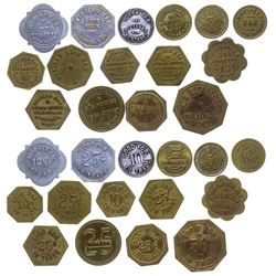 Billings Bar Token Collection 1