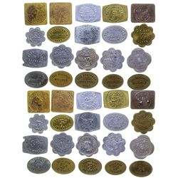 Billings Shaped Tokens