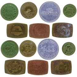 The Stockman Token Collection (Billings, Montana)