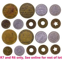 Bozeman, Montana Token Collection
