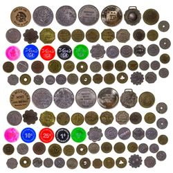 Large Bozeman Token Collection