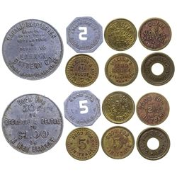 Great Falls Businesses and Drugstore Tokens