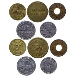 Great Falls Food and Dairy Token Collection