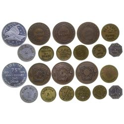 Havre Bars, Billiards, and More Tokens