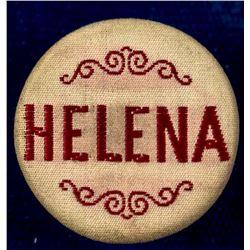 Helena Advertising Collar Stud (Button)