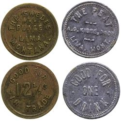Two R-7 Lima Tokens, #2