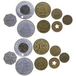 Malta Stores and Distributors Tokens