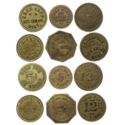 Red Lodge Token Collection