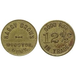 R-9 Winston Token: Harry Brown