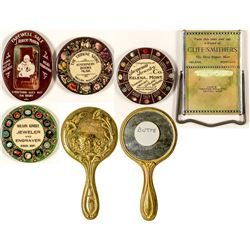 Large Selection of Montana Advertising Mirrors