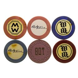 Butte Gaming Chip Token Collection