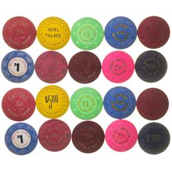 Missoula Gaming Chip Token Collection 2