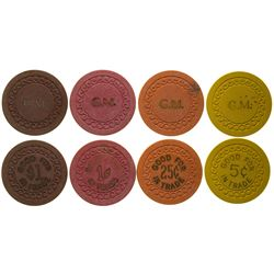 Pony Gaming Chip Token Collection
