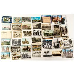 California Group of Postcards