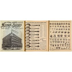 Mermod & Jaccard Jewelry Co. Illustrated Catalog