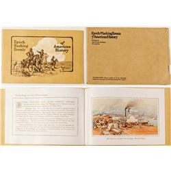 Anheuser-Busch Booklet of Paintings of US Historical Events
