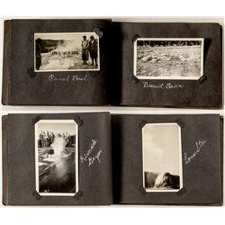 Yellowstone Photo Album