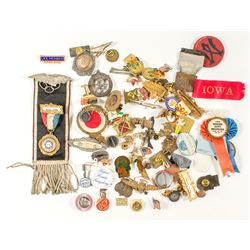 Badges and Pins