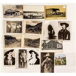 Western History Postcards
