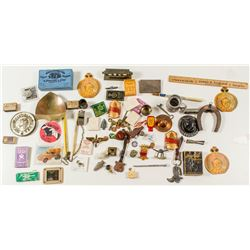 Miscellaneous Vintage Advertising Collectibles