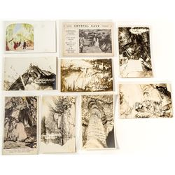 Postcards of Caves