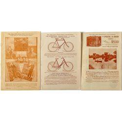 W.G. Baker Illustrated Catalog (1897)