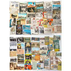 Dealer Postcard and Paper Ephemera