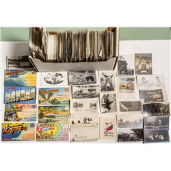 US Postcards