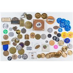 Misc. Tokens and Medals
