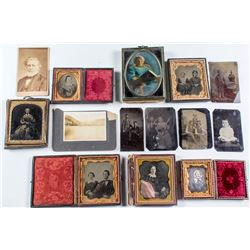 13 Tintypes