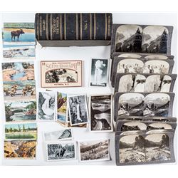 Stereographs and Photo Cards