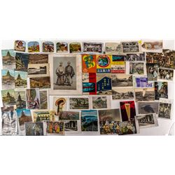 Asian Postcards and Print