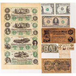 US Currency--Errors, Facsimiles