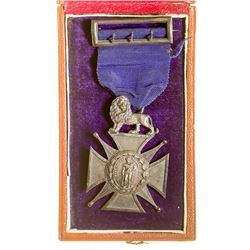 Creme Cricket Club Medal, 1873