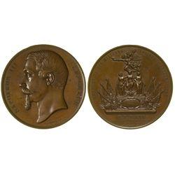 Commemorative Medal, Napoleon III