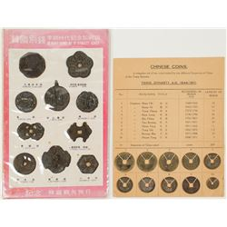 Chinese and Korean Coins