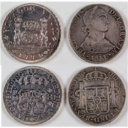 2 Foreign Coins