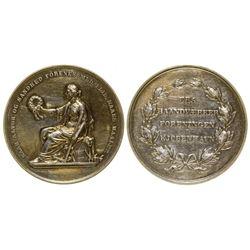 Silver Naar Alvor Og Sandhed Forenes Silver Medal