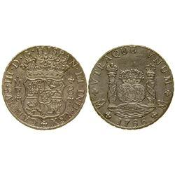 Carolvs III, 1766, Silver Coin