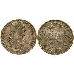 Silver Ferdinand VII Token